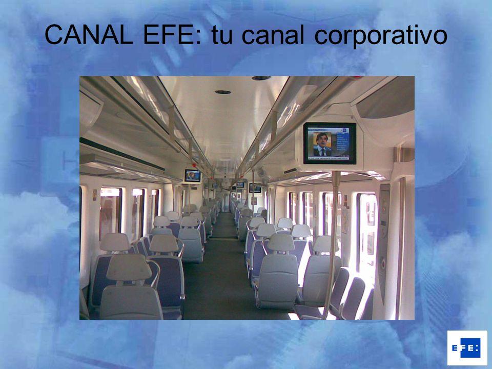 CANAL EFE: tu canal corporativo