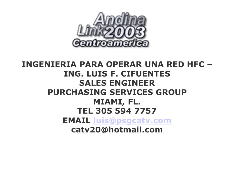 Ing. Luis F Cifuentes. catv20@hotmail.com 12 Diseño 1