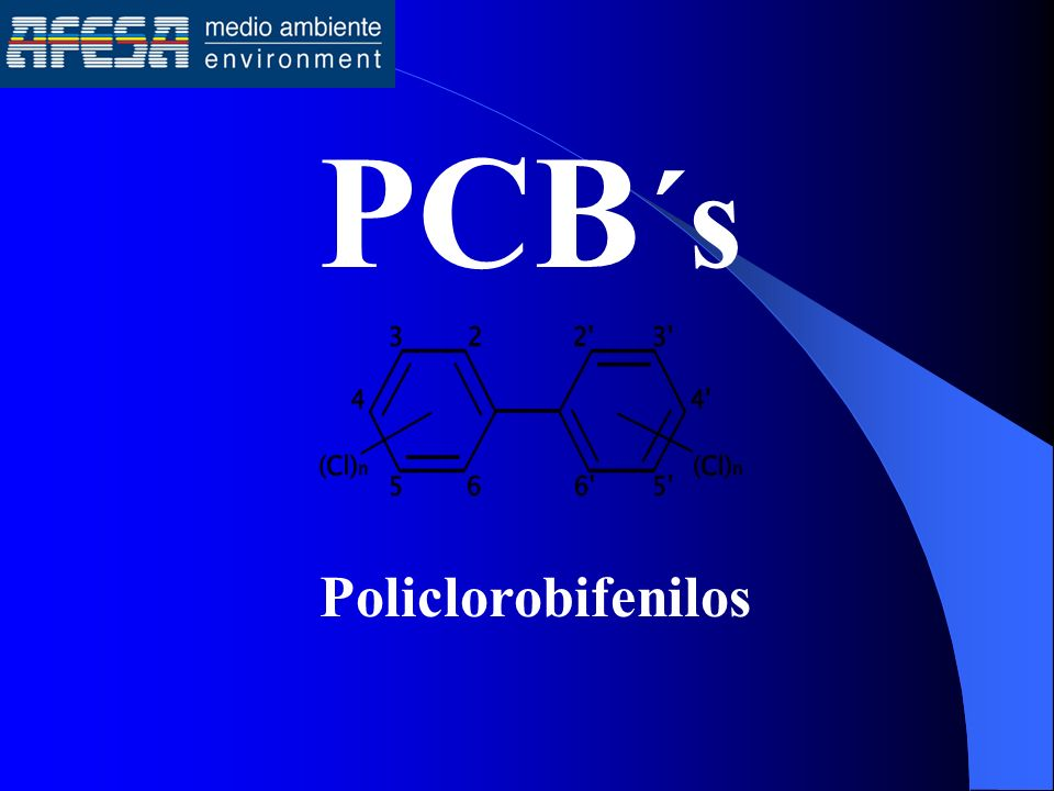 PCB ´s Policlorobifenilos