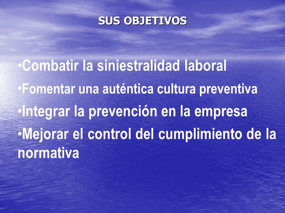 Produce: Aparición de la figura de Técnicos habilitados por las Comunidades autónomas Integración de la Prevención.