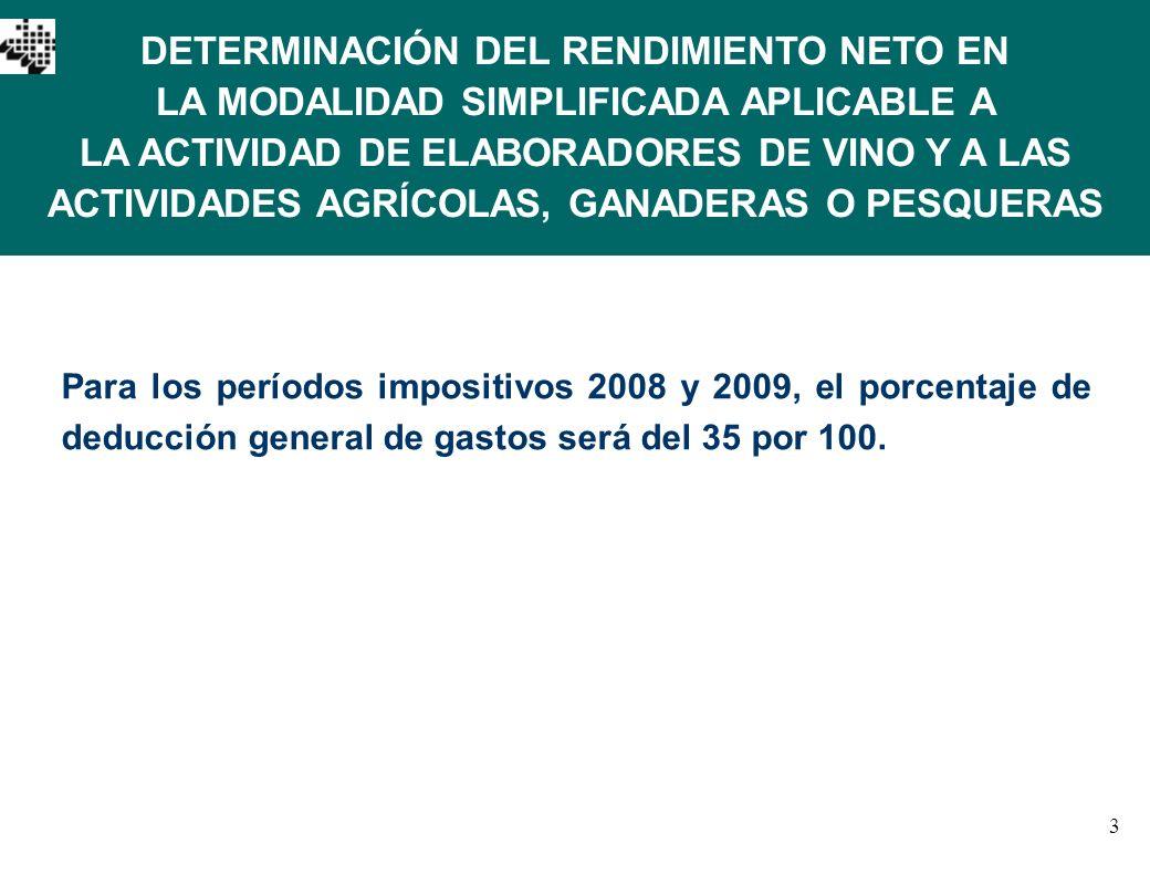 4 TRIBUTACIÓN CONJUNTA Se procede a incrementar la cuantía en un 2%: 20072008 Reducción general por tributación conjunta:3.8003.876 Reducción en el caso de unidades familiares denominadas monoparentales:3.3003.366