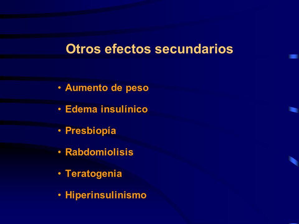 Lipodistrofia hipertrófica Martín Blázquez et al. Estudio de las zonas de inyección de insulina. Hallazgos de la ecografía de las partes blandas. Revi