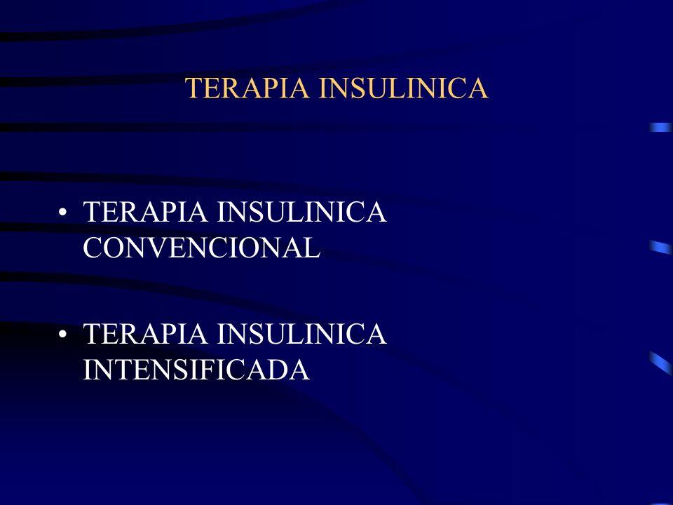 DIABETES TIPO 1 TRATAMIENTO INTENSIFICADO