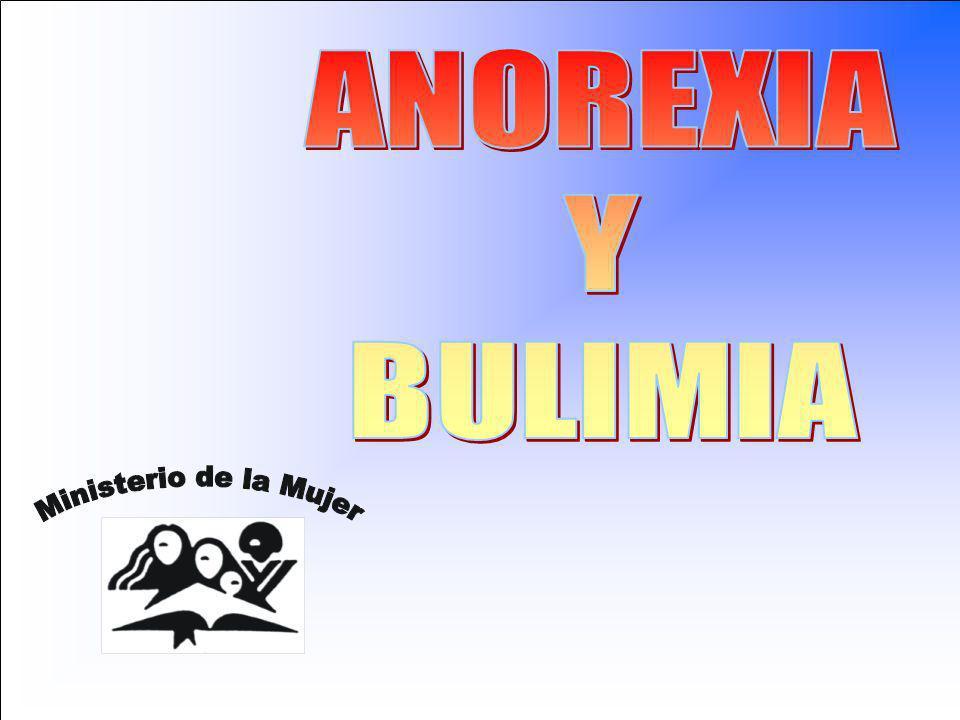 La anorexia nerviosa se puede considerar como una alteración por defecto, de los hábitos y/o comportamientos involucrados en la alimentación ¿Qué es la Anorexia Nerviosa y la Bulimia?