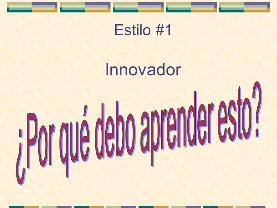 Estilo #1 Innovador