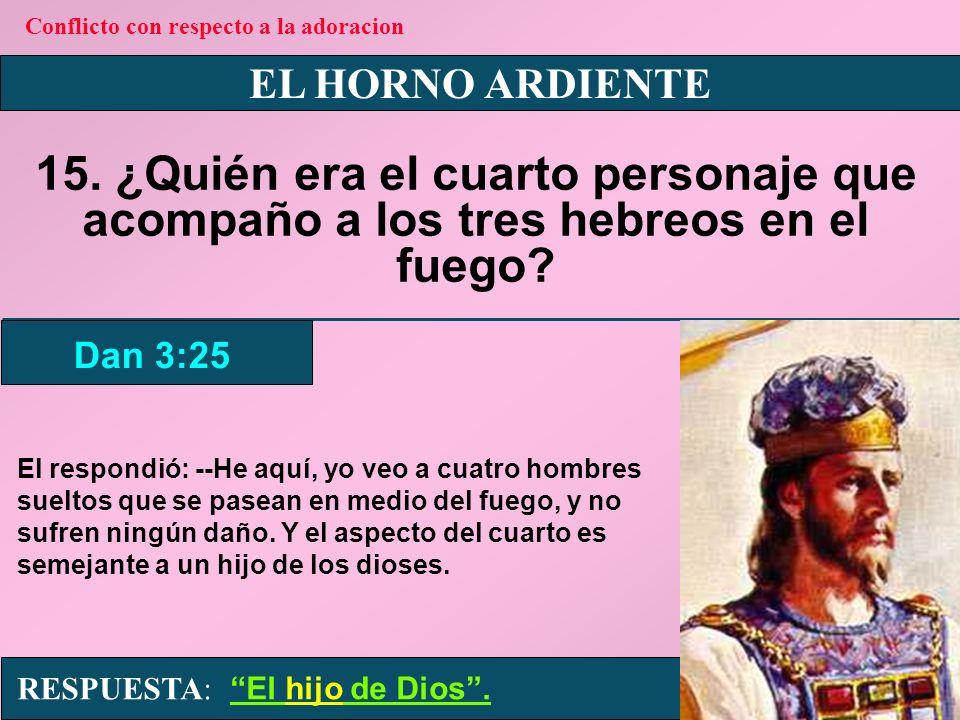 EL HORNO ARDIENTE 17.