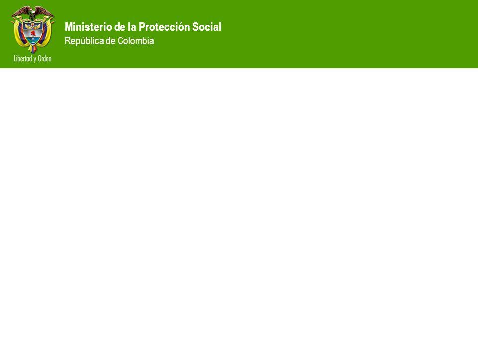 Ministerio de la Protección Social República de Colombia BECAS CREDITO Icetex - MPS