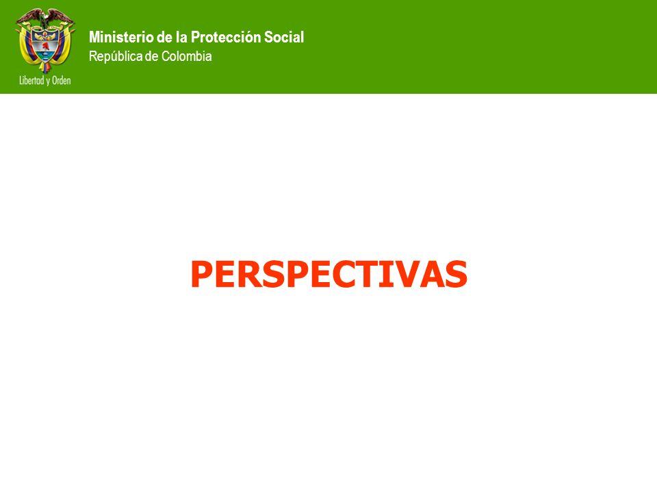 Ministerio de la Protección Social República de Colombia PERFILES DE AUXILIARES EN SALUD
