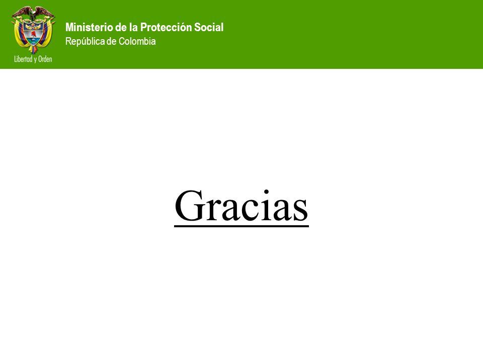 Ministerio de la Protección Social República de Colombia SERVICIO SOCIAL OBLIGATORIO Sistema de incentivos Estrategias desarrollo local OBSERVATORIO D