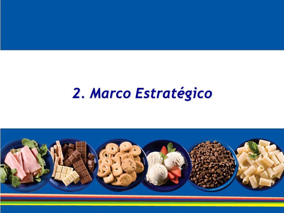 Visión Multilatina GNCH 2005-2015 10 Grupo colombiano con actividad internacional Grupo con dimensión multilatina Juntos lograremos duplicar nuestro negocio de alimentos en el 2010, y triplicarlo para el 2015, proporcionando calidad de vida al consumidor con productos que satisfagan sus aspiraciones de bienestar, nutrición y placer.