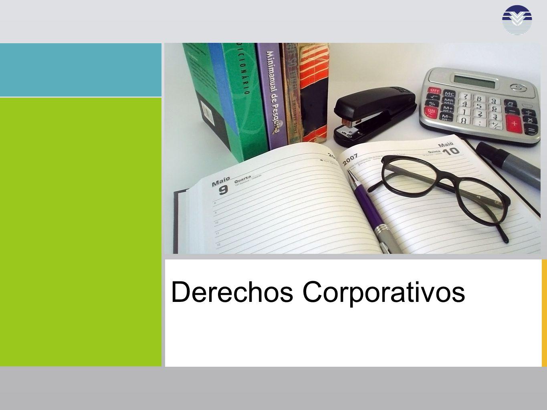 Derechos Corporativos