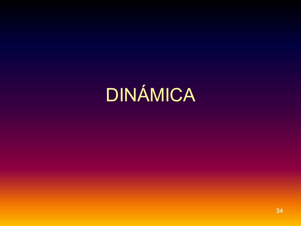 DINÁMICA 34