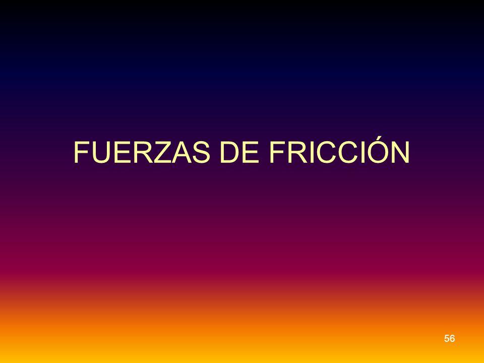 FUERZAS DE FRICCIÓN 56