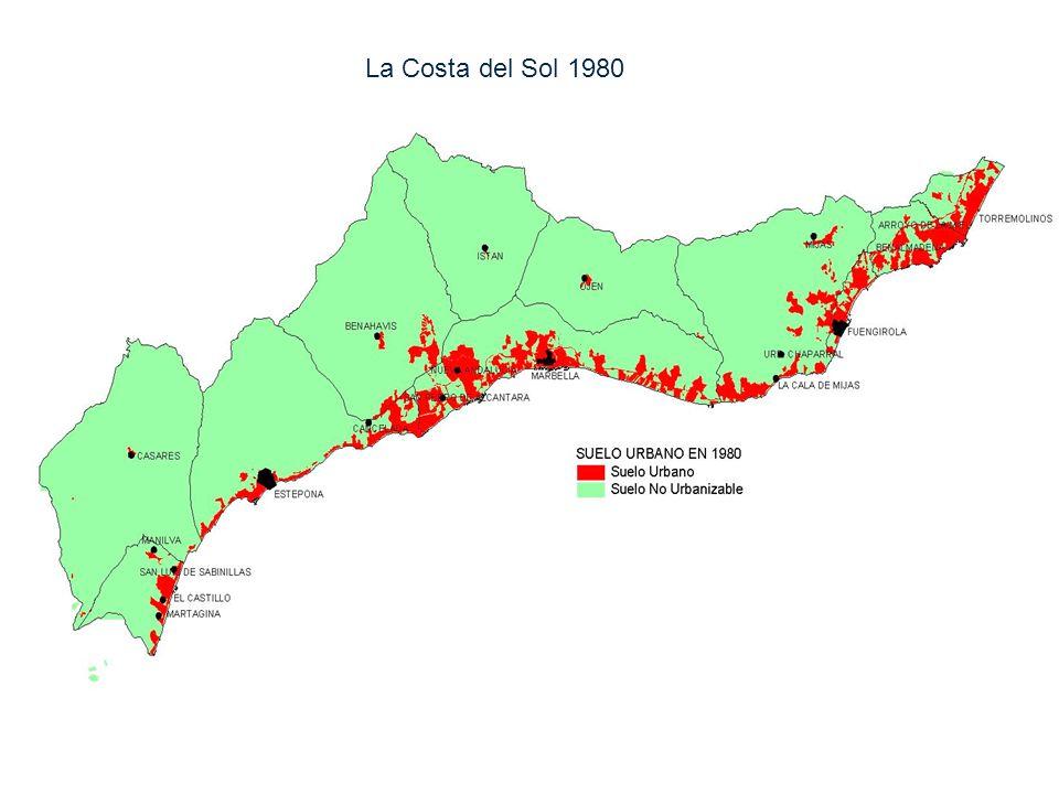 27/01/2014sostenibilidad urbana67 La Costa del Sol 1980