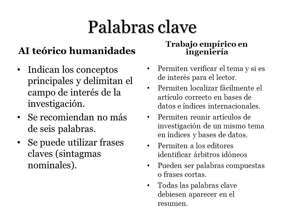 Introducción AI teórico humanidades Funciones: – Establecer un territorio.