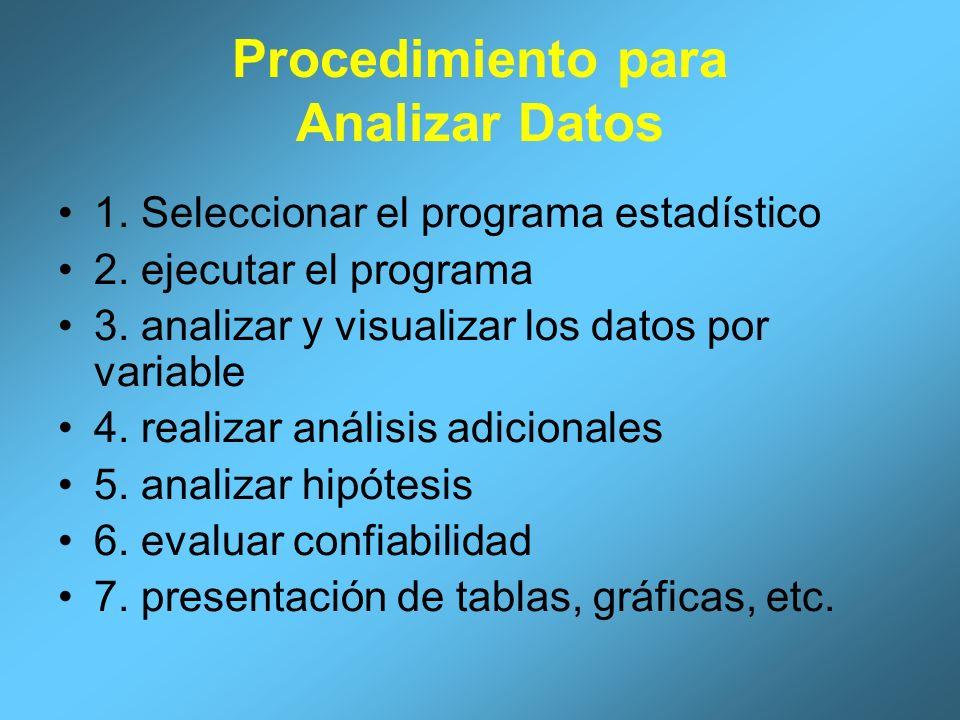 Medidas de Variabilidad Varianza = Desviación estándar elevada al cuadrado y se utiliza en análisis inferenciales