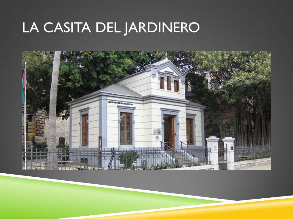 LA CASITA DEL JARDINERO