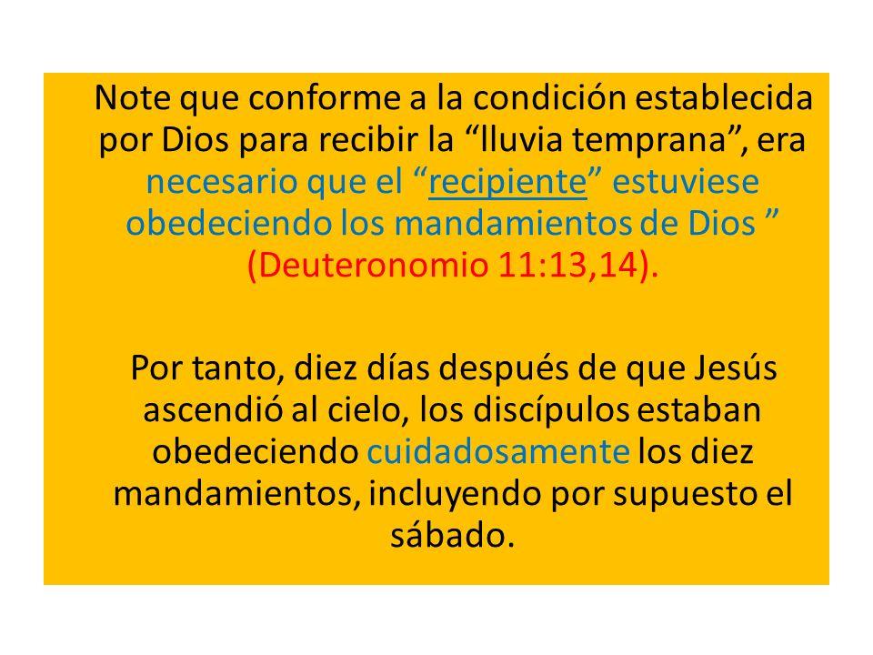 ¿En qué medida nos dará Dios el Espíritu Santo.