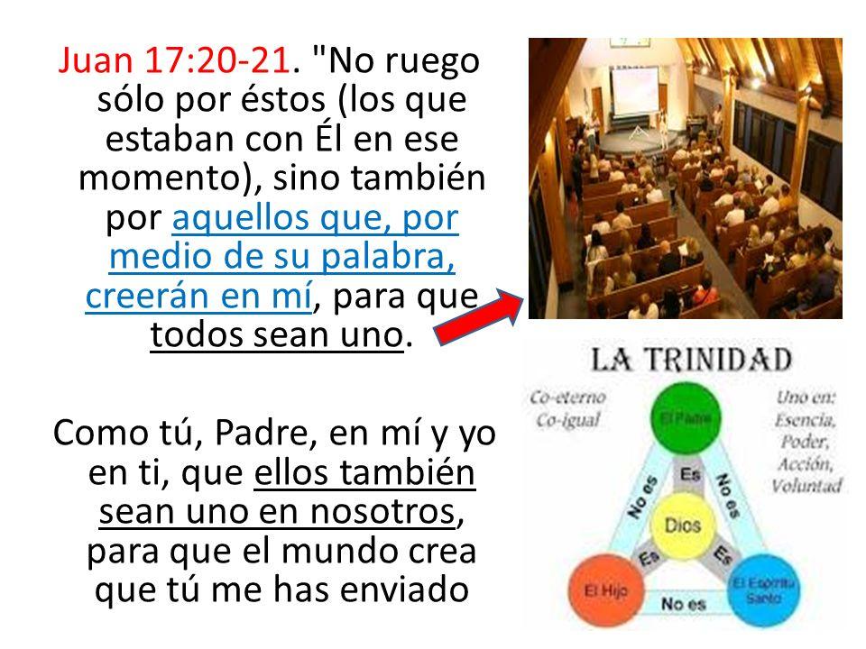 Juan 17:20-21.