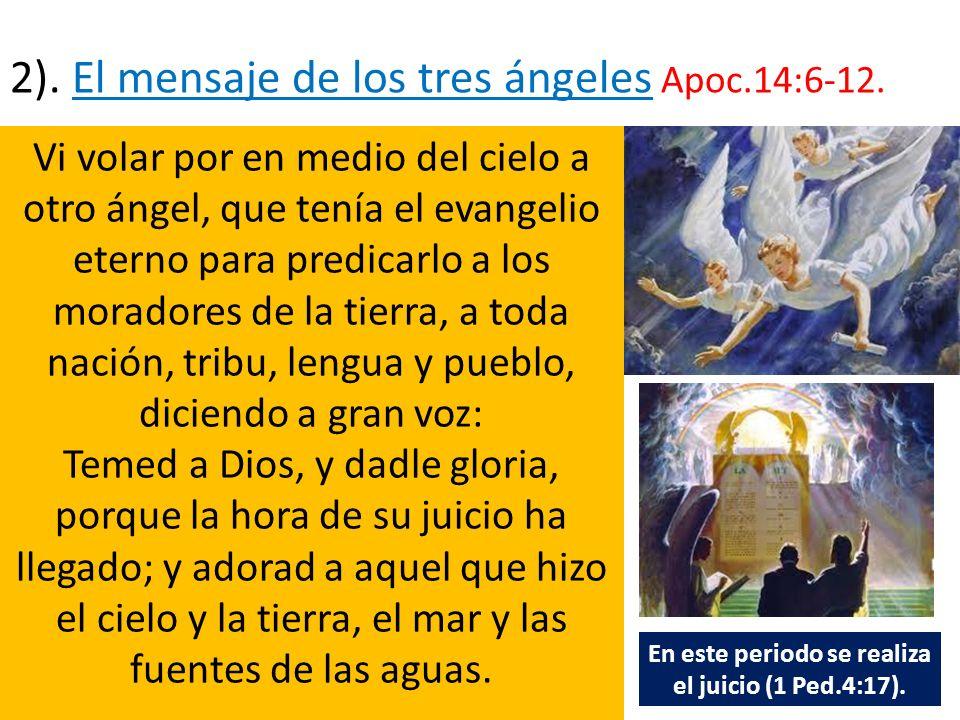 8 Otro ángel le siguió, diciendo: Ha caído, ha caído Babilonia, la gran ciudad, porque ha hecho beber a todas las naciones del vino del furor de su fornicación.