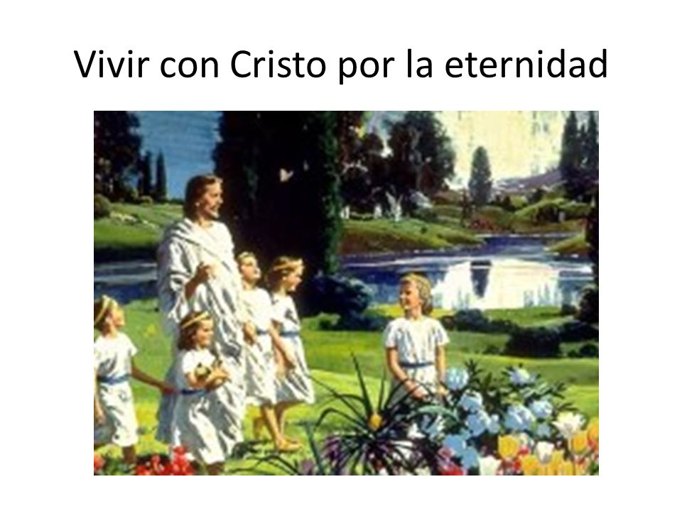 El cumplimiento de los anuncios proféticos nos dicen que Cristo esta muy próximo a manifestarse en gloria.