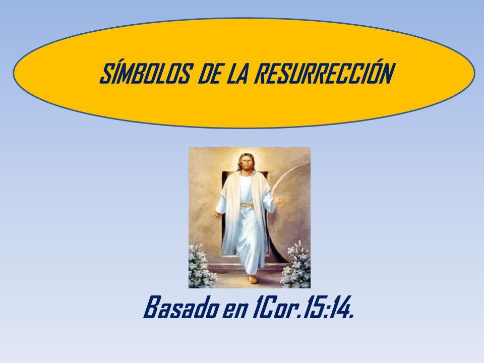 Tener la certeza de la resurrección de Jesús es muy importante porque: Si Cristo no resucitó, vana es nuestra predicación, vana también vuestra fe» (1 Cor.15:14).