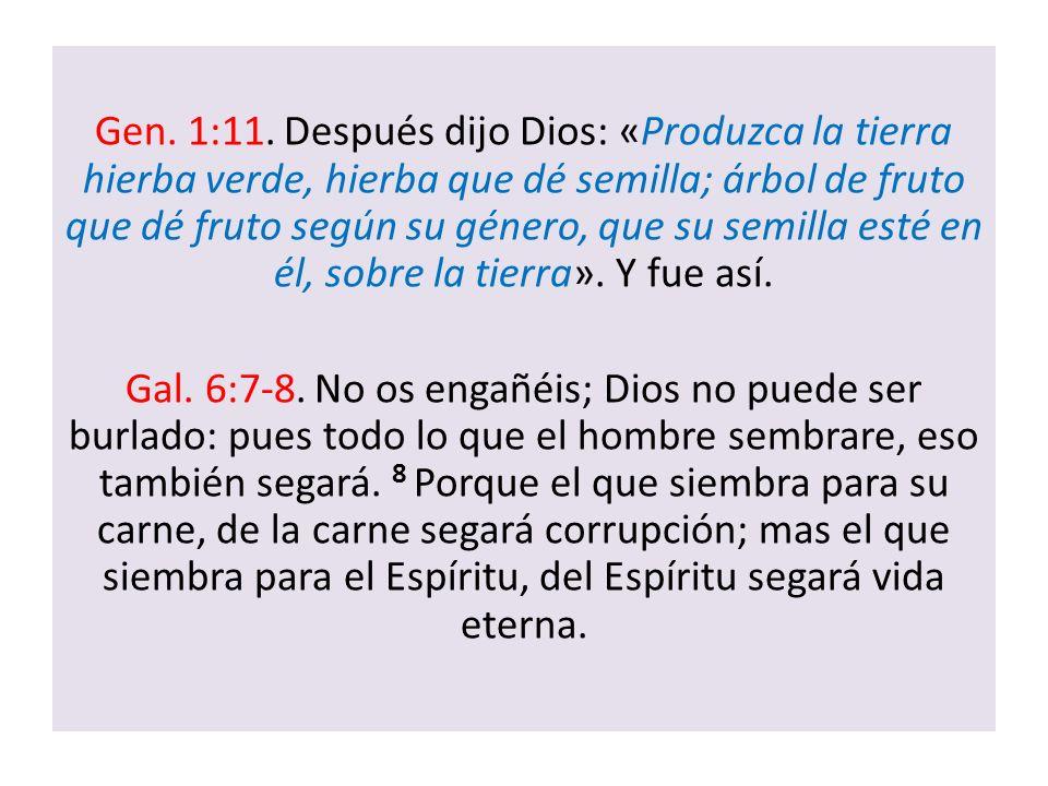 ¿Qué aplicación le dio Jesús a la semilla.Mar..4:14.