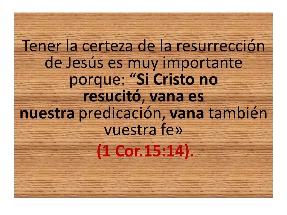 ¿Cómo representar la resurrección.