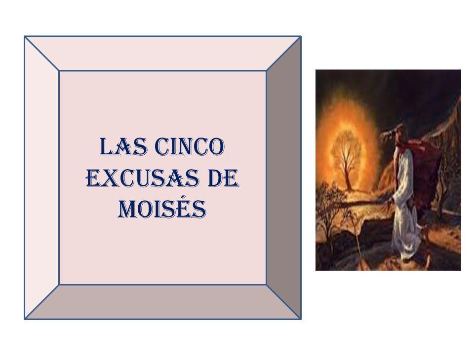 Imagínese por un momento en la condición que se encontraba Moisés: De pronto escucha la voz de Dios: No te acerques, porque el lugar donde estás, es tierra santa.