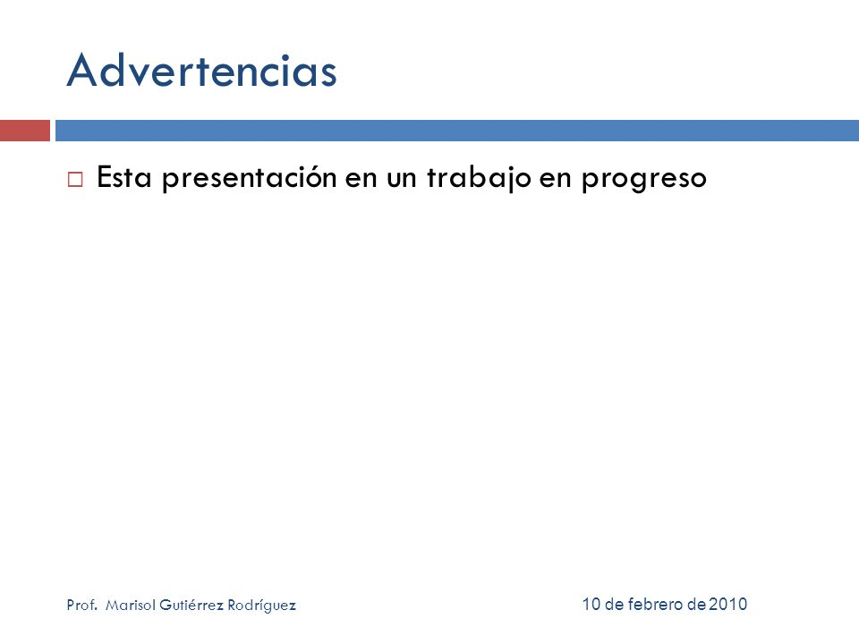 Documentos (ED) de la base de datos ERIC 6 abril 2010Prof.