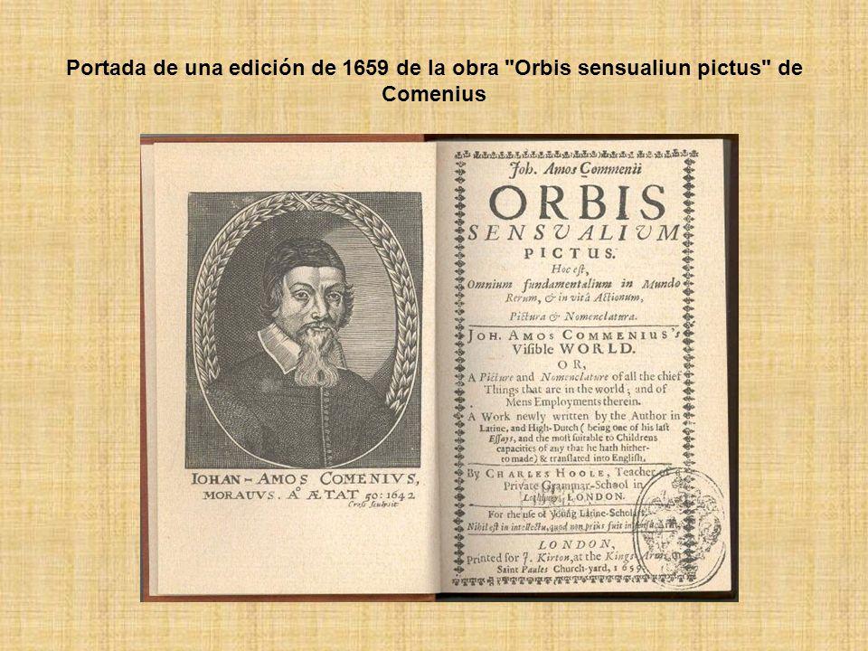 Portada de una edición de 1659 de la obra