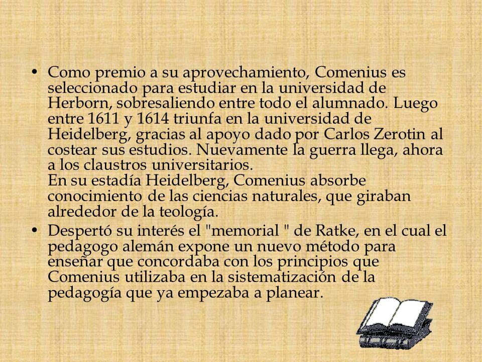 El laberinto del mundo y paraíso del corazón : Escrito en Checo desde 1623y después de la batalla de la Montaña Blanca (1620).