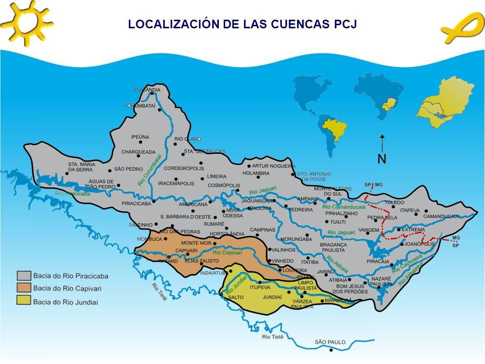CONSÓRCIO PCJ (BRASIL) www.agua.org.br agua@agua.org.br CUENCAS PCJ MUITO OBRIGADO !!.