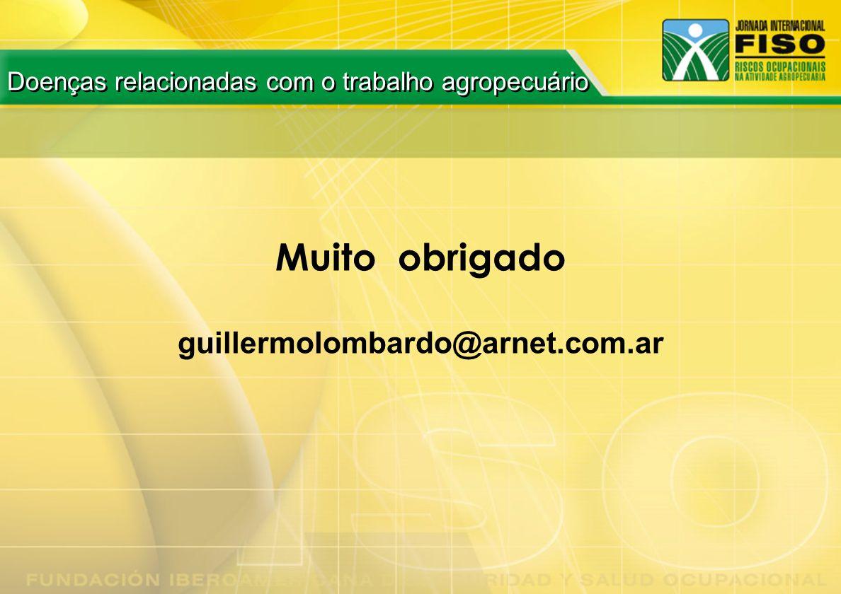 Muito obrigado guillermolombardo@arnet.com.ar