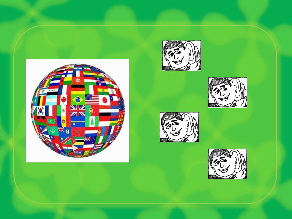 Objetivo alcanzado: me subo al globo grande TODAS LAS LENGUAS ROMÁNICAS