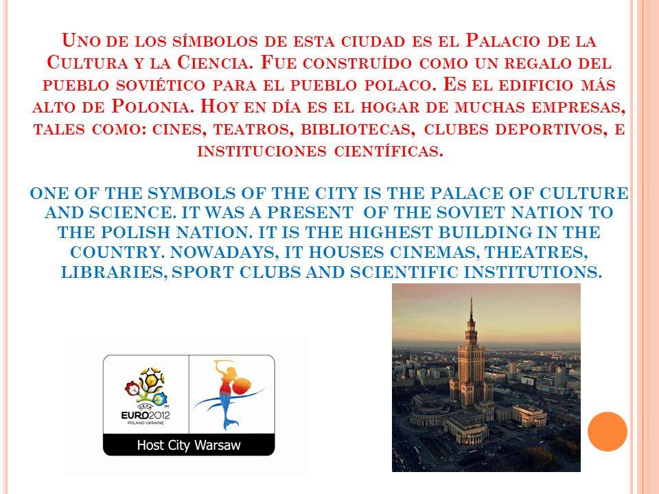 EL EDIFICIO POR LA NOCHE THE BUILDING BY NIGHT