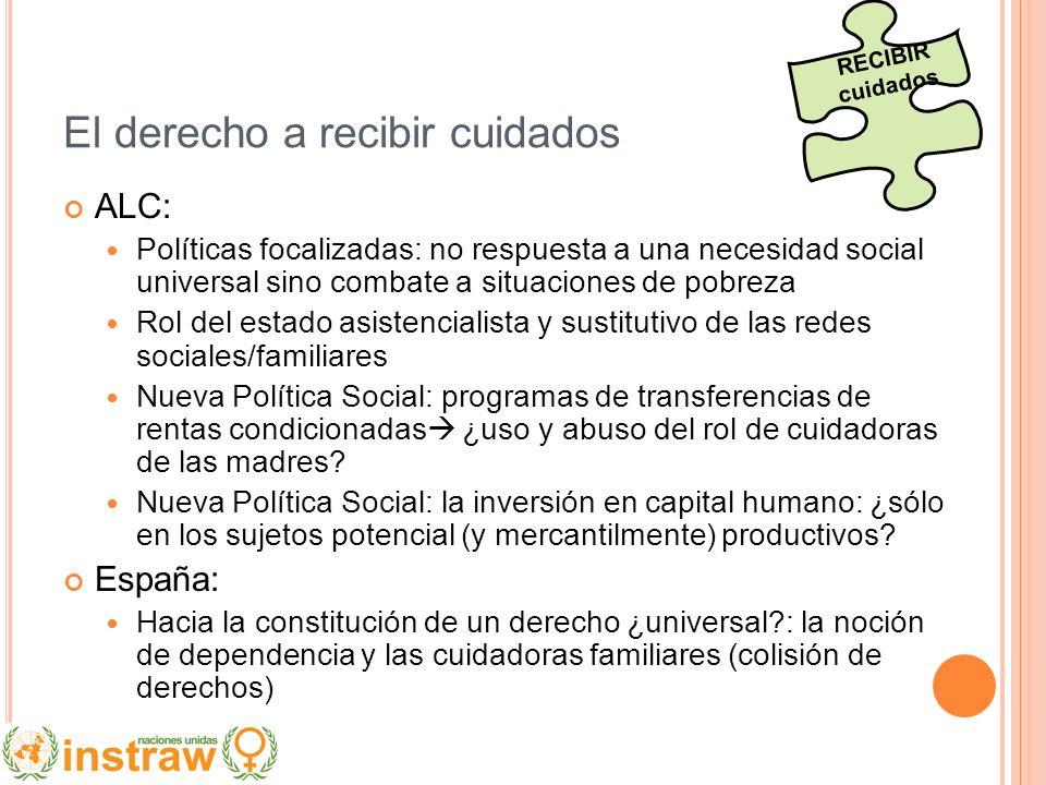 CONCLUSIÓN 2- Cuidados atravesados por ejes de poder: la necesidad de cuidados ¿Qué demandas adquieren legitimidad social?