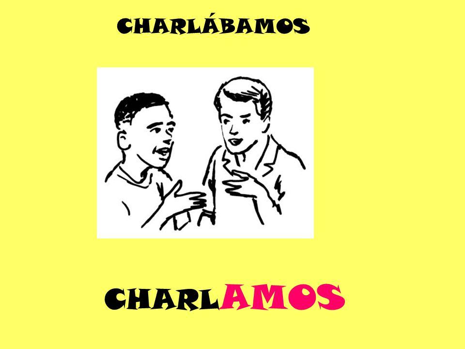 CHARL AMOS CHARLÁBAMOS