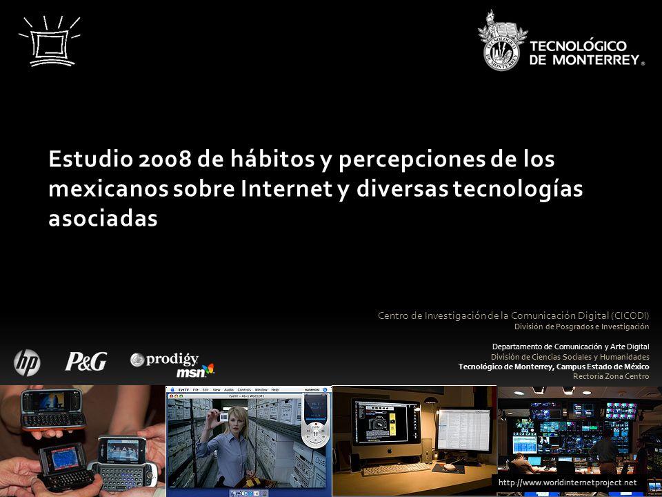 Centro de Investigación de la Comunicación Digital (CICODI) División de Posgrados e Investigación Departamento de Comunicación y Arte Digital División