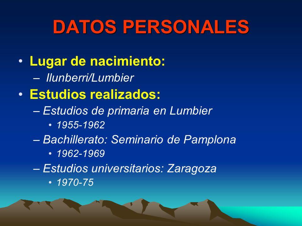 Cursos - 2007.Creación y configuración de la intraweb CAP de Pamplona.