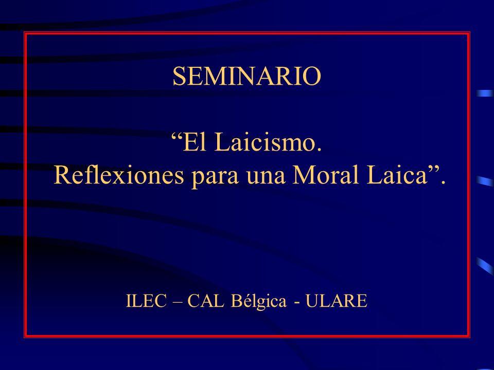 Módulo 1.Realidad y Futuro de la Educación Moral Laica en Colegios Masónicos.