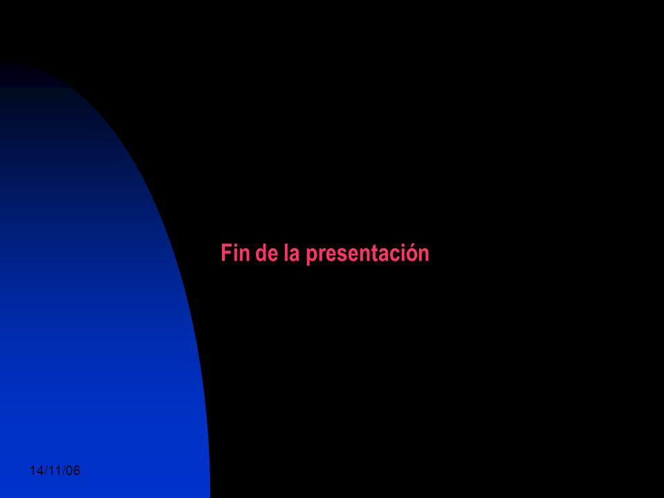 14/11/06 DuocUc, Ingenería Mecánica Automotriz y Autotrónica 80 Fin de la presentación