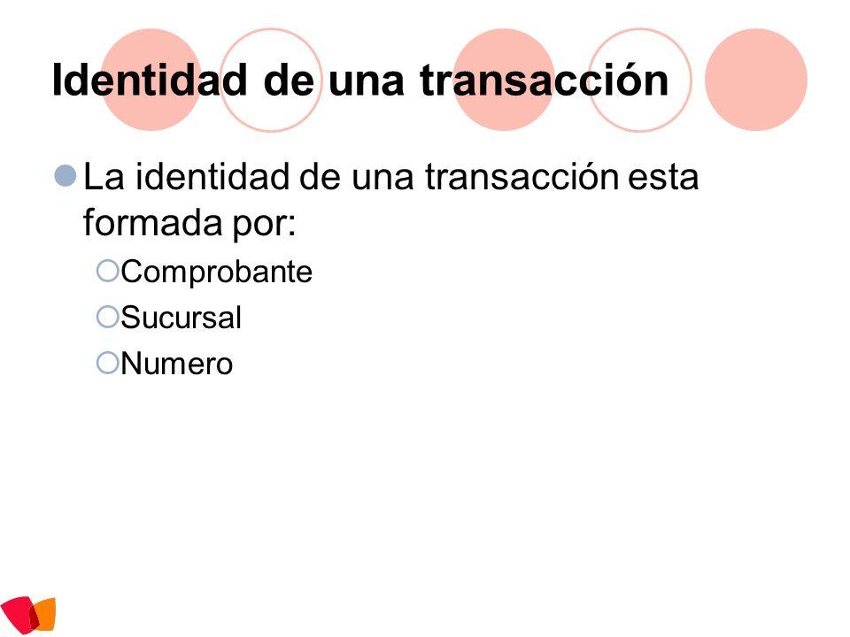 Usos de los datos InformeArticuloImpuestoMedio de pago/cobro Cliente / Proveedor Cuenta corriente $X Cuenta corriente uXX StockX Flujo de fondosX EstadísticoXXXX ComisionesX Libro IVAXXX