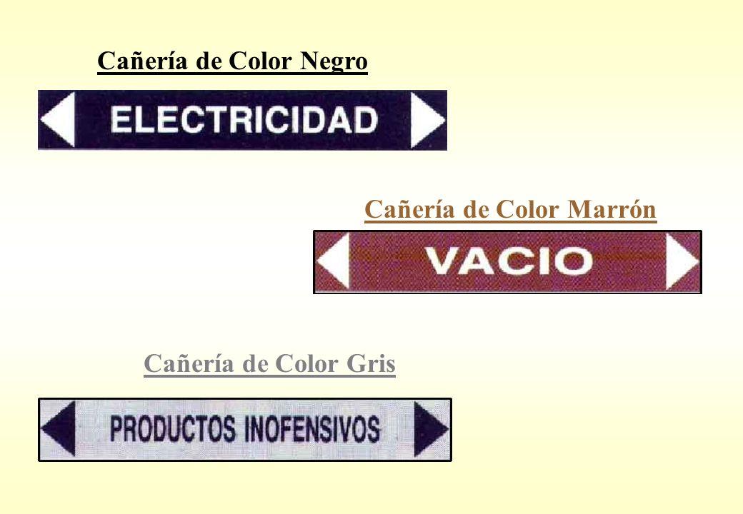 Cañería de Color Negro Cañería de Color Marrón Cañería de Color Gris