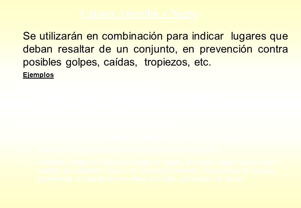 Señalización de Seguridad en las Obras Señalización de Seguridad en las Obras COLOR DE SEGURIDAD COLOR AMARILLOSIGNIFICADO: * * ATENCIÓN * * PELIGROAPLICACIÓN: * * SEÑALIZACIÓN DE RIESGOS.