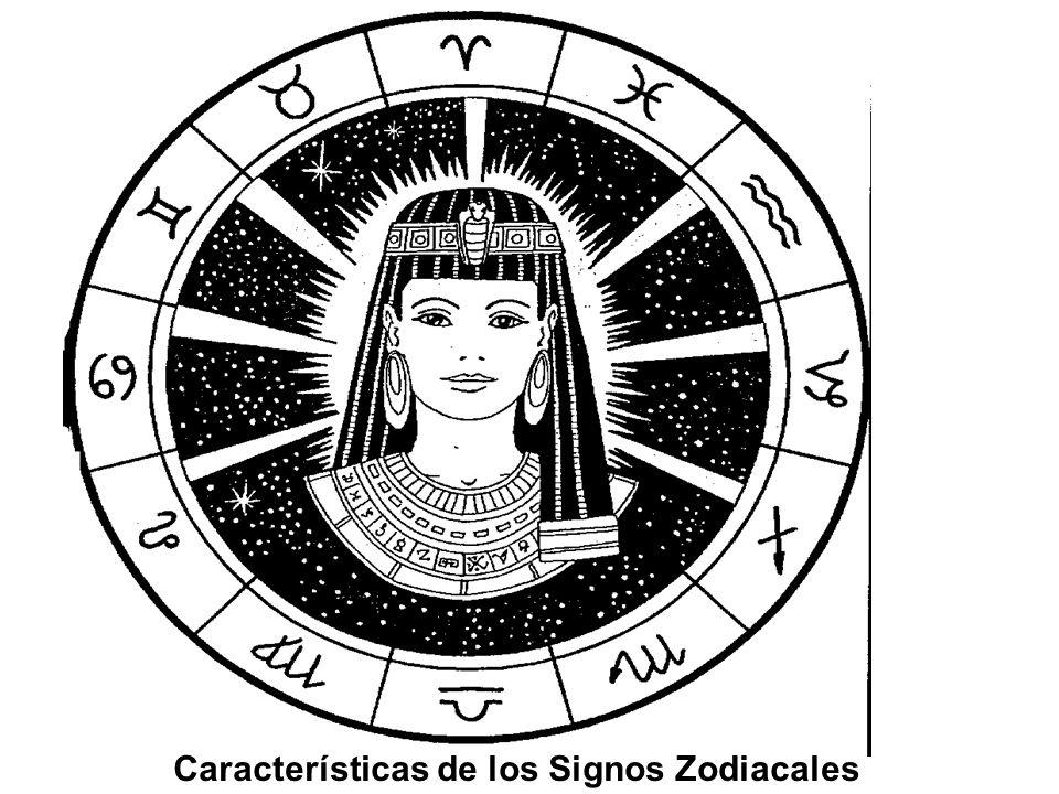 Características de los Signos Zodiacales