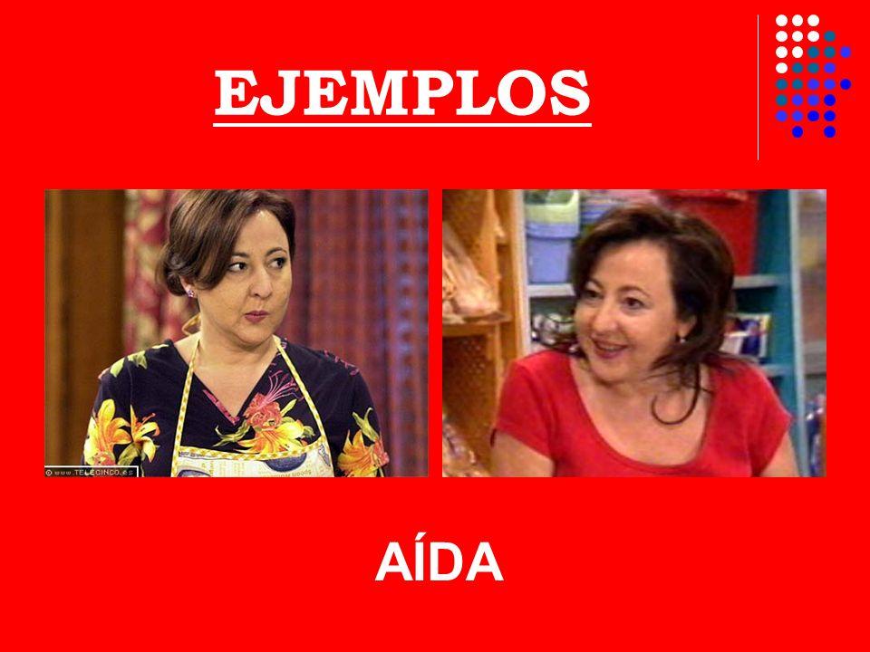 EJEMPLOS AÍDA