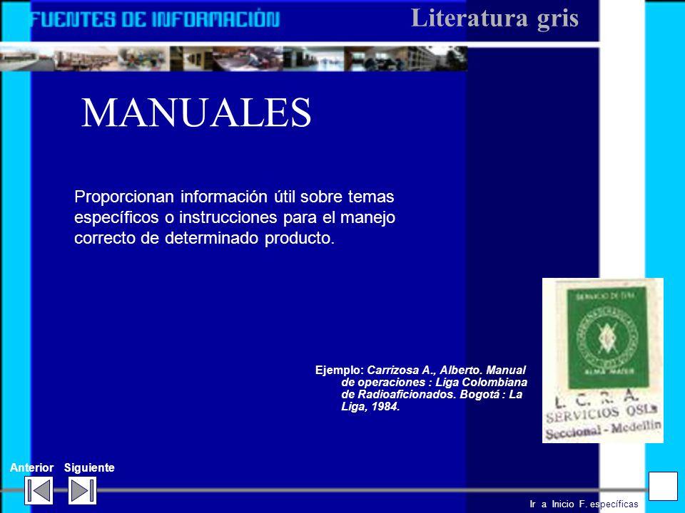 TRATADOS AnteriorSiguiente Son documentos que presentan, de la forma más completa y sistemática, una materia determinada. Características: Desarrollan