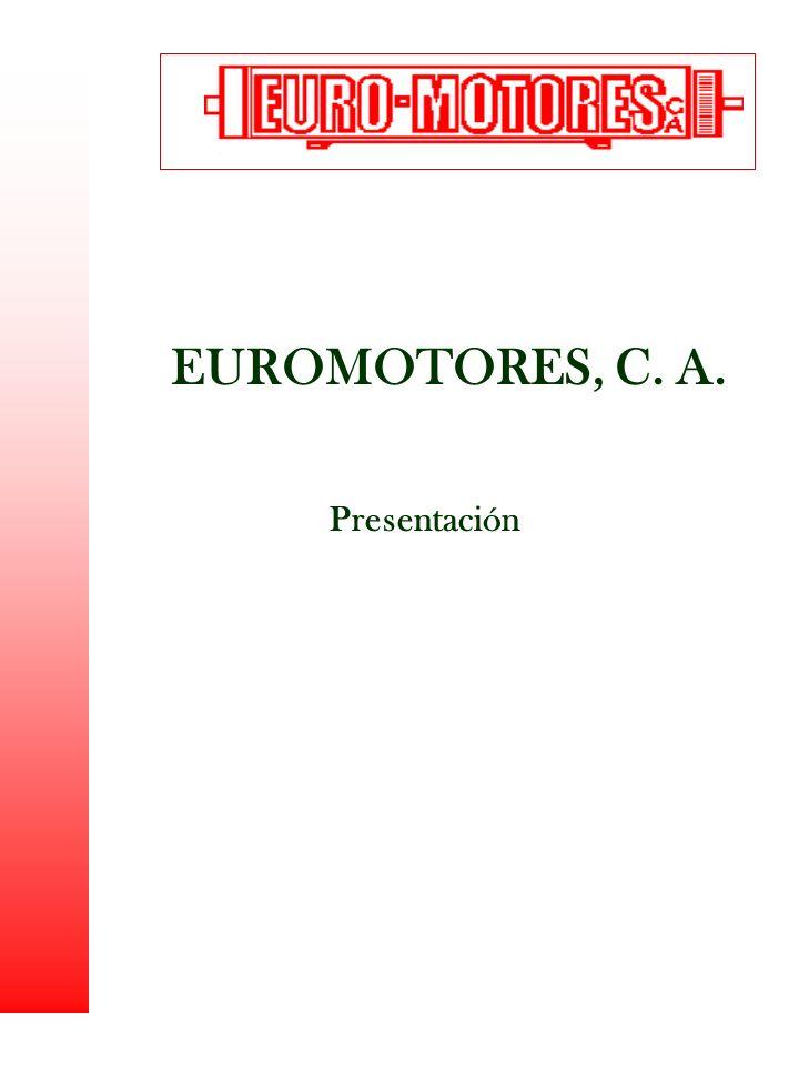 EUROMOTORES, C. A. Presentación