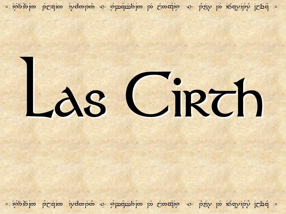 ¬- `CiY3T`C3T~N5 1YjzT`V5 `C7cR51T5# =.É= iUwzYt%3T~N5 2R jR5xU`Ci =.É= 1EmR7 2R `V8z7`B1U7E ~VjeTzE -¬ Las Cirth